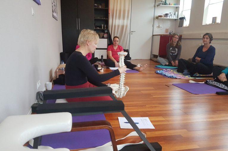 CAY workshop Yogaboerderij Lelystad